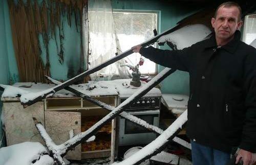 Andrzej Hałas: Tu była kuchnia, oto co z niej zostało