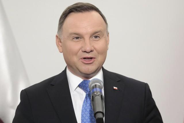 Ustawa kagańcowa. Prezydent Andrzej Duda wstrzymuje nominacje sędziowskie. Chodzi o spór kompetencyjny w TK