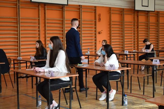 W Liceum Ogólnokształcącym w Sępólnie matury zdało 90 procent uczniów