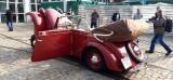 Ma już ponad 80 lat i ciągle jeździ! Ostatnie auto z kolekcji Stoewera przyjechało do Szczecina