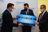 Gmina Pcim. Dotacja z rezerwy premiera pomoże w modernizacji szkoły w Trzebuni