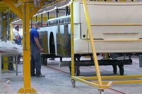 W starachowickich zakładach trwa głównie produkcja komponentów do autobusów oraz całych szkieletów autobusów miejskich.