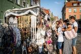 Jarmark św. Dominika 2020 w Gdańsku. Ostatni weekend 760 edycji imprezy [zdjęcia]