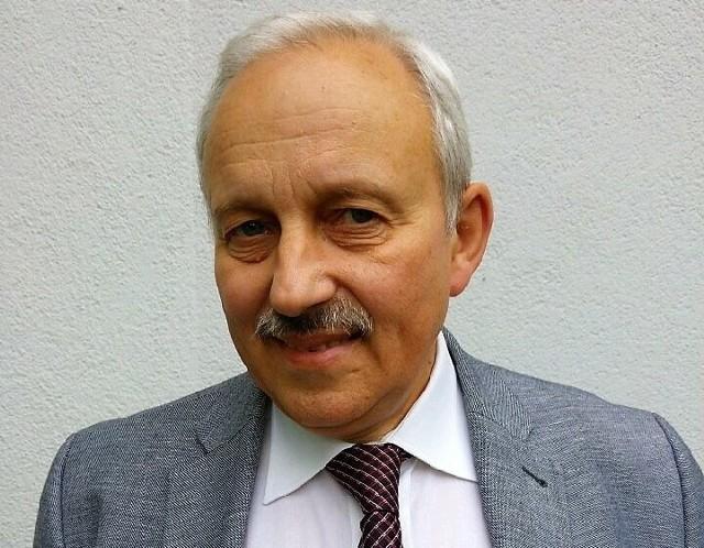 Lech Waloszczyk, dyrektor KRUS w Opolu.