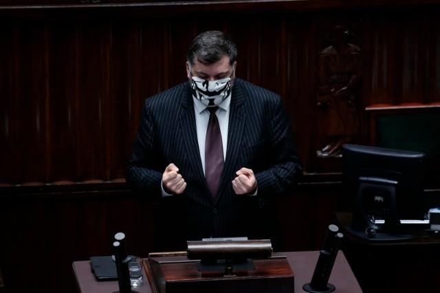 Poseł Artur Dziambor jest zakażony koronawirusem