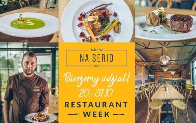 Na Serio w Restaurant Week