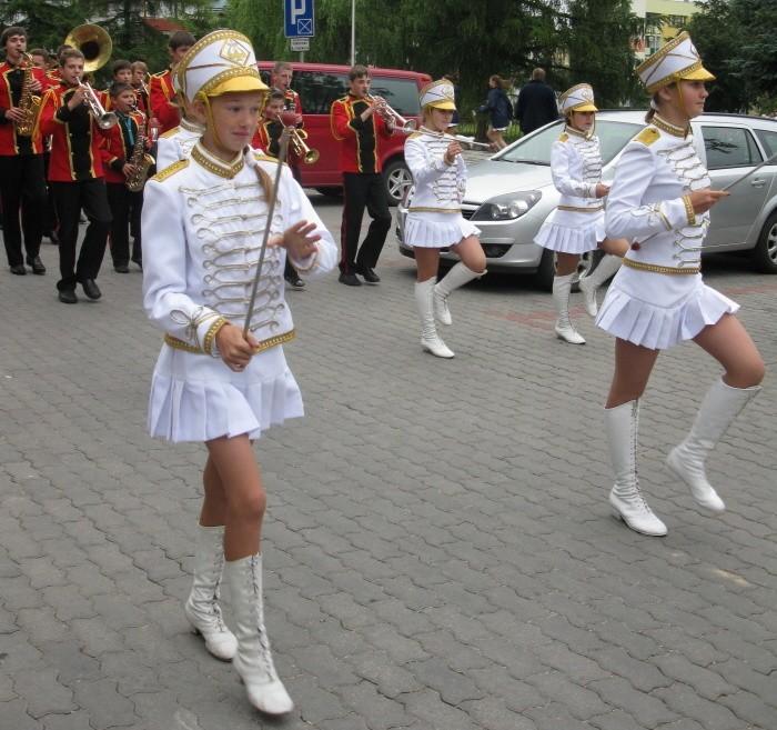 Po raz dziewiąty Suchowola gościla w weekend orkiestry dete...