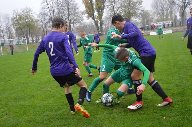Drużynie Akademii Piłkarskiej Macieja Murawskiego nie udało się utrzymać w Centralnej Lidze Juniorów.