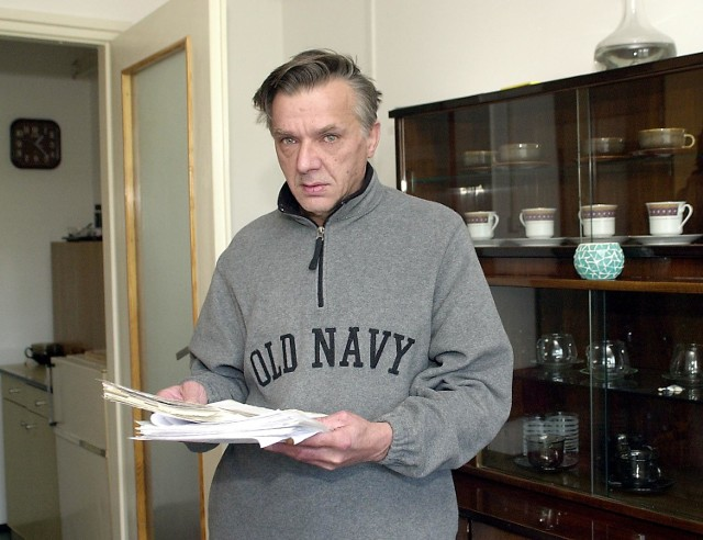 Bogdan Wojciechowski nie przyjął propozycji, dzięki której dostałby lokal bez okien, drzwi, podłóg, instalacji. Remont kosztowałby kilkadziesiąt tysięcy złotych.