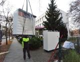 Pierwszy w Polsce paczkomat do wypożyczania książek stanął w Toruniu