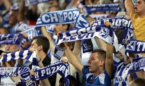 Transmisja meczu: Lech Poznań - Sporting Braga. Relacja TV online (na żywo, live).