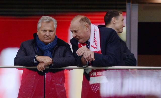 Jan Tomaszewski (z prawej)