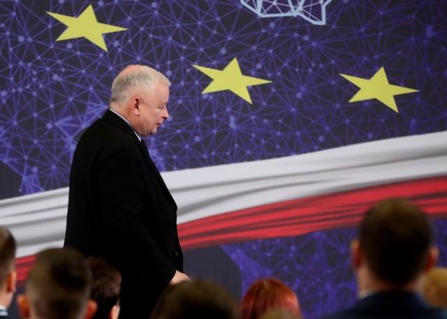 w najnowszym sondażu dotyczącym wyborów do Parlamentu Europejskiego przeprowadzonym dla Newsweeka i Radia Zet PiS przegrywa z Koalicją Europejską o 10 proc.