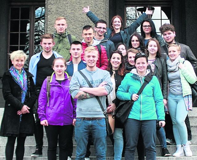 Po tej wizycie kilkoro studentów zadeklarowało chęć wstąpienia do policji w przyszłości.