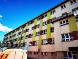 Szpital covidowy w Pińczowie ma coraz mniej pacjentów, ale personel jest czujny