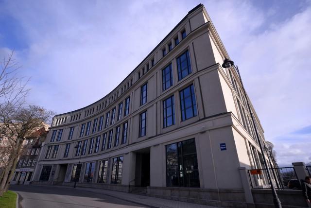 Siedziba firmy LPP w Gdańsku
