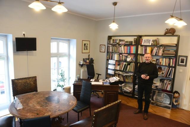 Andrzej Churski funkcję dyrektora Teatru Horzycy będzie pełnił do końca sierpnia