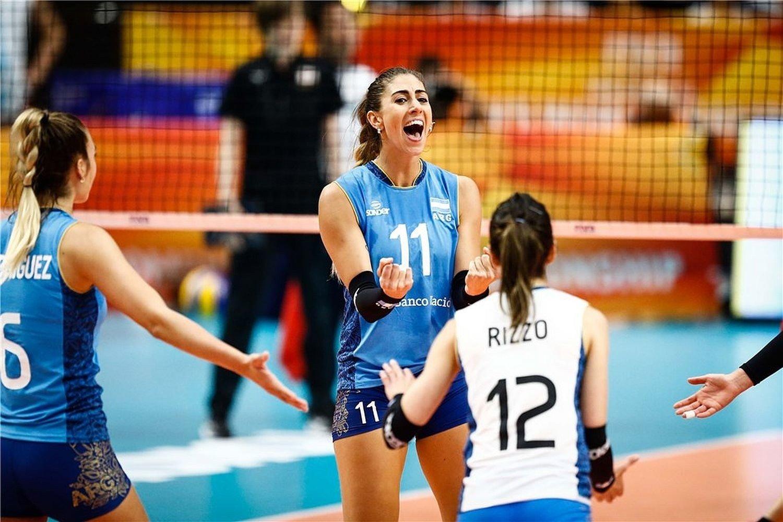 Liga Siatkówki Kobiet. Reprezentantka Argentyny W Radomiu