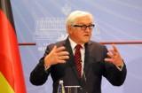 """Steinmeier: """"manewry NATO na Wschodzie to nie obrona, a wymachiwanie szabelką"""""""