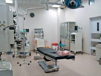 Jedna z sal operacyjnych FOT. TOMASZ TYRPA
