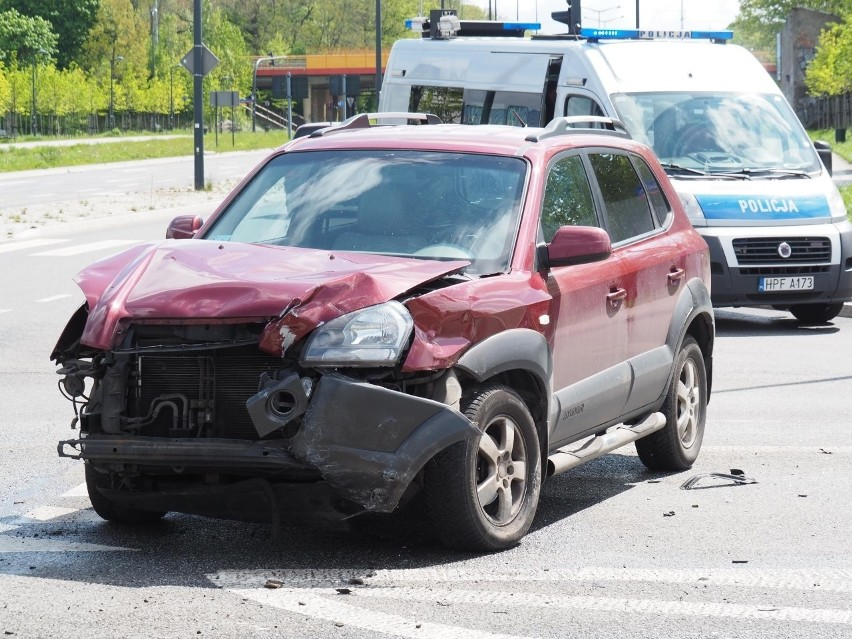 Do groźnego wypadku doszło w środę po godz. 10 u zbiegu ul....