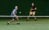Amatorzy i profesjonaliści zmierzyli się na tenisowym korcie [zdjęcia]