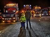 Igor jest młodym spottersem - całym jego światem są ciężarówki. Kierowcy zrobili mu wielką niespodziankę!