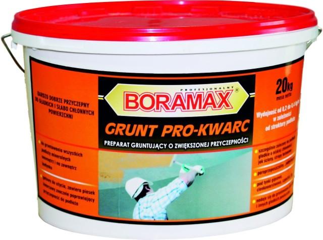 Skrzydła 2011. SevenSkrzydła 2011 za Boramax Grunt Pro-Tynk i Grunt Pro-Kwarc.