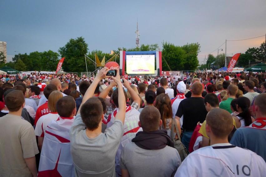 Strefa kibica. W Białymstoku będziemy wspólnie kibicować naszej drużynie w czasie Mundialu. Będzie na placu przed Teatrem Dramatycznym