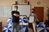 Zespół Szkół w Gorzycach rozdał stypendia najlepszym uczniom