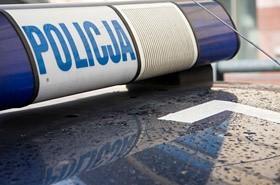 Policjant, który po pijanemu spowodował kolizję straci pracę.