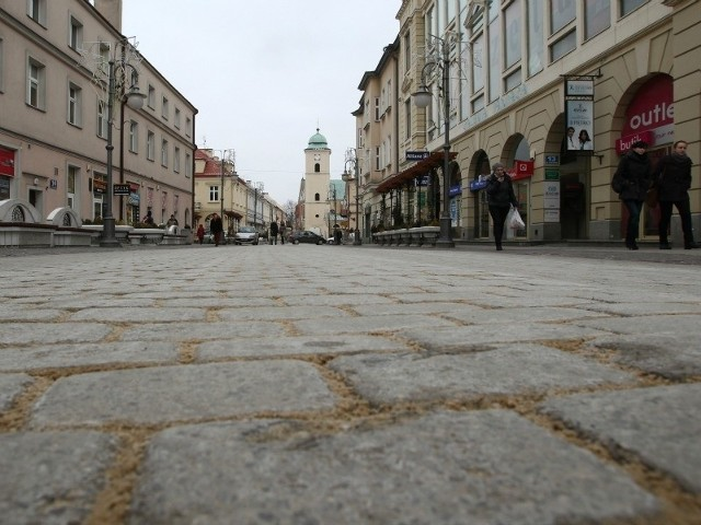 Ulicę 3 Maja w Rzeszowie czeka wkrótce remont