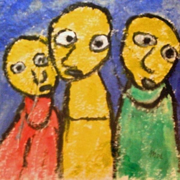 """""""Art brut"""" nie jest jeszcze dobrze znany w Polsce, galerie dopiero zaczynają odkrywać jej tworców"""