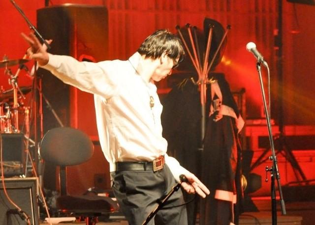 Maciej Maleńczuk w filharmonii