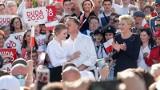 Kinga Duda weźmie ślub w Niepołomicach? Prezydent odniósł się do plotek