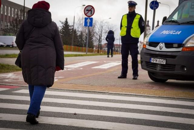 NURD w Podlaskiem. Niechronieni uczestnicy ruchu drogowego mogli 146 razy mieć kłopoty