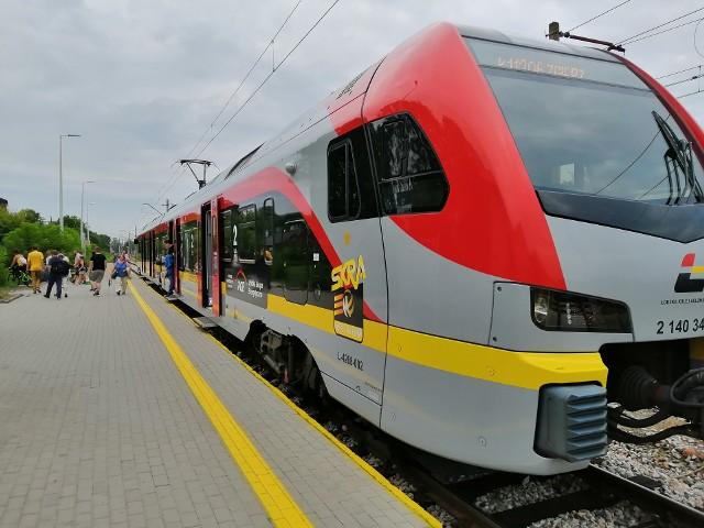 Do obecnego taboru ŁKA w przyszłym roku dołączą pociągi hybrydowe, spalinowo - elektryczne