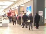 Kraków. Klienci masowo ruszyli do galerii handlowych, aby zdążyć przed kolejnymi obostrzeniami [6.11]