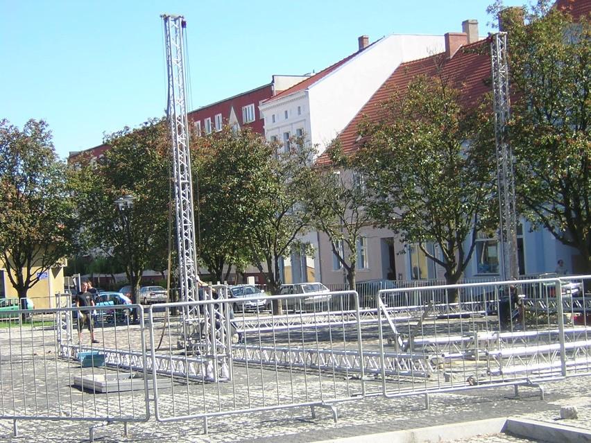 Na rynku miejskim w Strzelcach odbędzie się bieg.
