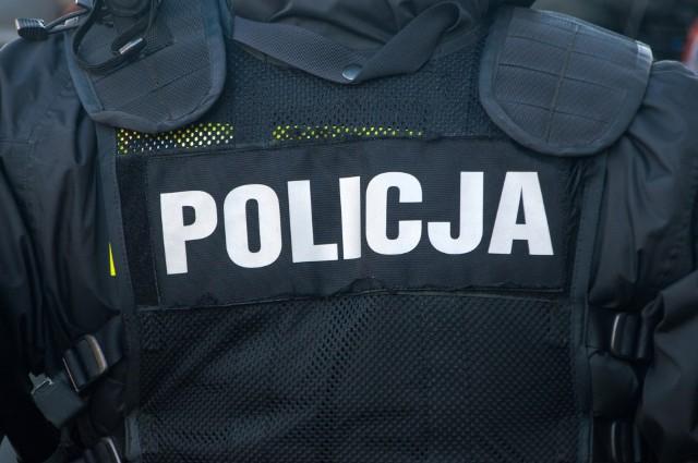 Zgon podczas policyjnej interwencji w Ostrowie Wielkopolskim.