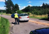 Sokoły. Śmiertelny wypadek na DW 678. Kierowca nie ustąpił pierwszeństwa (zdjęcia)