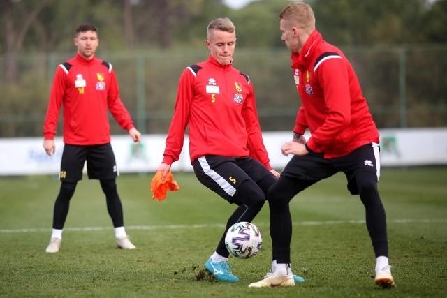 Dawid Szymonowicz ma szansę być podstawowym obrońcą Jagiellonii na początku sezonu