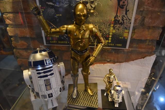 """Muzeum """"Gwiezdnych wojen"""" w Toruniu to obowiązkowy przystanek dla każdego fana """"Star Wars""""."""