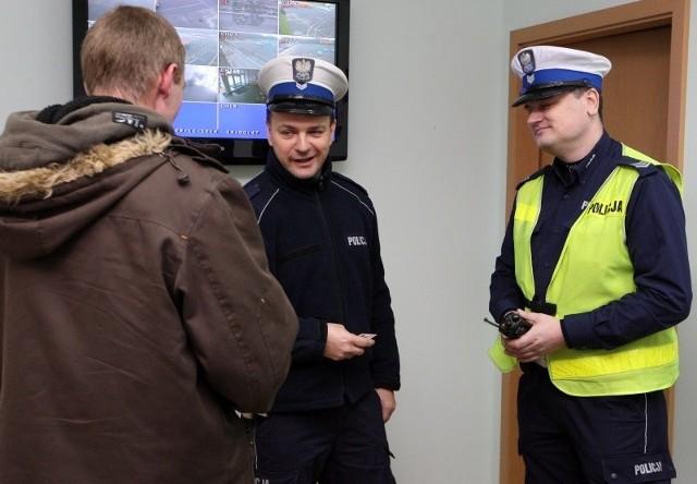 Mieszkaniec Motańca zdawał na podwójnym gazie. Próbował wmówić policjantom, że nic nie pił.