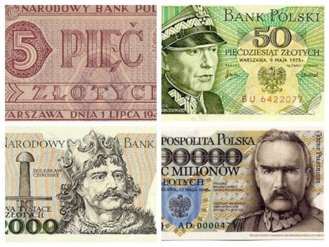 Pod koniec ubiegłego roku minęła 70. rocznica wymiany pieniędzy w Polsce, w wyniku której wiele osób straciło swoje oszczędności. Później reformy finansowe związane z wymianą pieniędzy odbyły się jeszcze dwa razy, w tym wielka denominacja w 1995 roku.Pamiętasz jeszcze banknoty z PRL-u? Z pewnością nie wszystkie. Obejrzyjcie je wszystkie w naszej galerii - od 2 zł po 5 milionów.