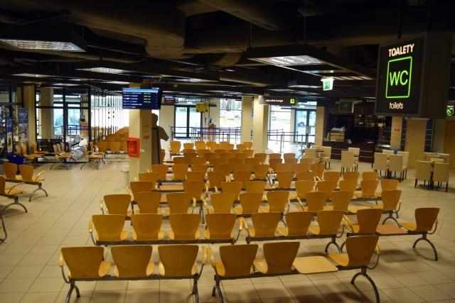 Pasażerom bydgoskiego lotniska przyjemniej się teraz czeka na lot.