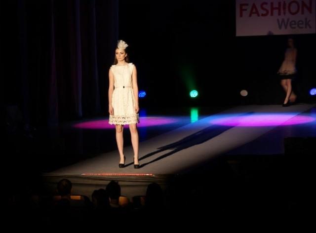 Pokaz mody w MielcuW Samorządowym Domu Kultury po raz 4. odbył się Mielec Fashion Week.