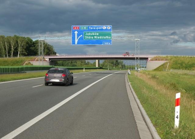 W 2025 r. autostrada A2 ma zostać przedłużona do wschodniej granicy.