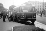 Jakie autobusy jeździły kiedyś po Rzeszowie. Zobaczcie historyczne zdjęcia komunikacji w stolicy Podkarpacia