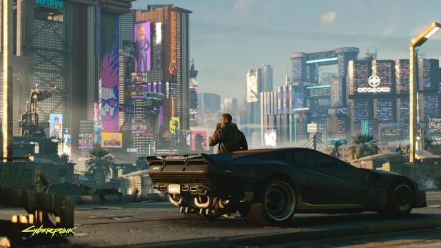 Cyberpunk 2077 został oficjalnie zapowiedziany
